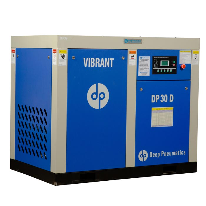 VIBRANT SERIES I SCREW AIR COMPRESSOR