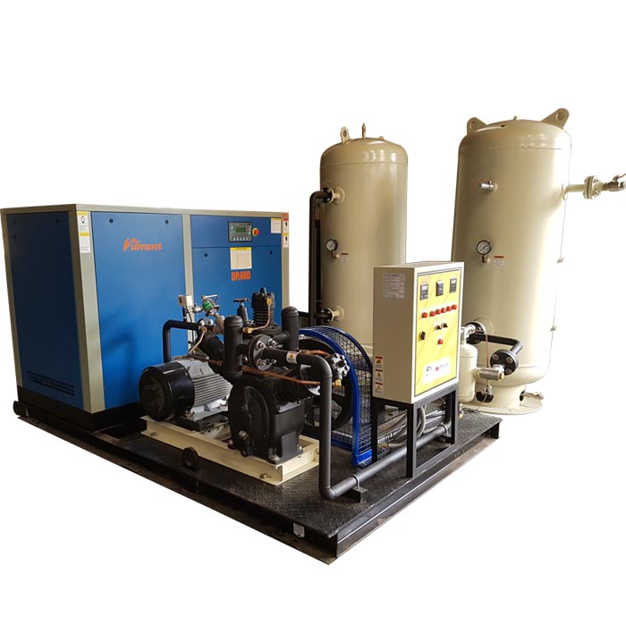 HIGH PRESSURE BOOSTER AIR COMPRESSOR